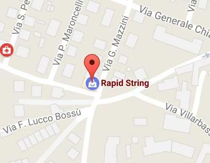 rapid string dove siamo