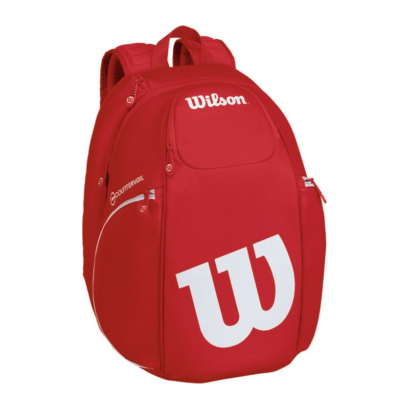 Vancouver Pro Staff Backpack Rosso